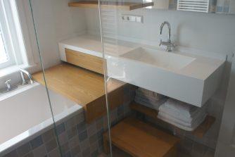 Luxe én comfort, ook in een kleine badkamer