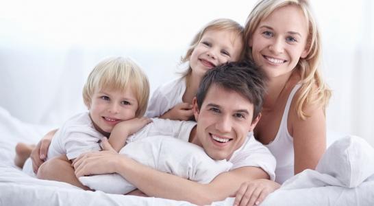 ATAG Vissers Waalwijk gelukkig gezin